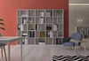 Picture of X-SPACE BOOKCASE 403 *Grey
