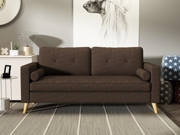 Picture of CHARD Sofa *BROWN
