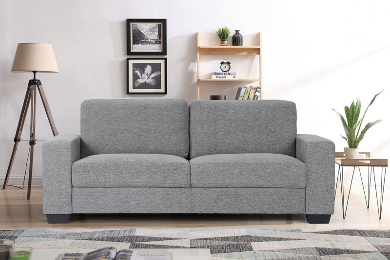 Picture of MODA 3+2 SOFA RANGE *GREY