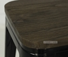 Picture of TOLIX Replica Bar Stool  Rustic Elm Seat *Blue