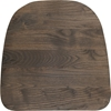 Picture of TOLIX Replica Bar Stool  Rustic Elm Seat *Blue