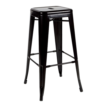 Picture of TOLIX Replica Bar Stool *Black