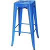 Picture of TOLIX Replica Bar Stool *Red