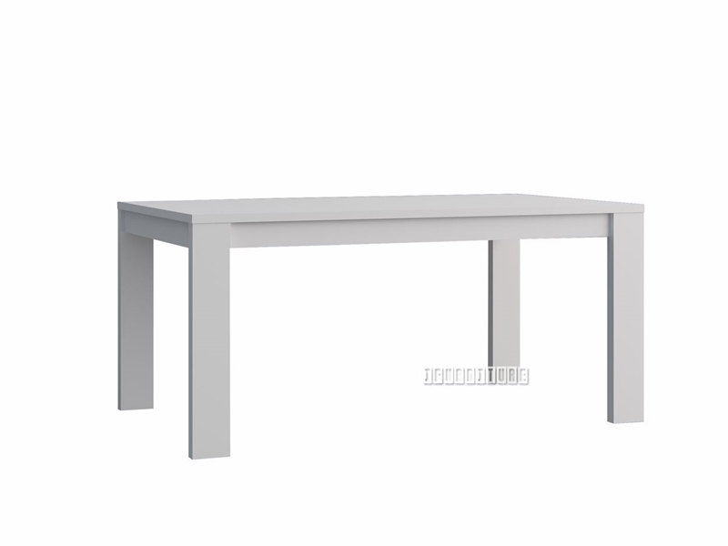 Picture of DALENO 160 DINING TABLE * SOLID LACQUER