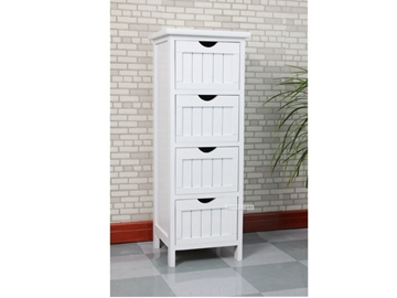 Picture of NORTON 4 DRW SMALL CABINET * WHITE