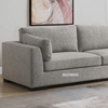 Picture of WALCOTT SECTIONAL SOFA *Light Grey