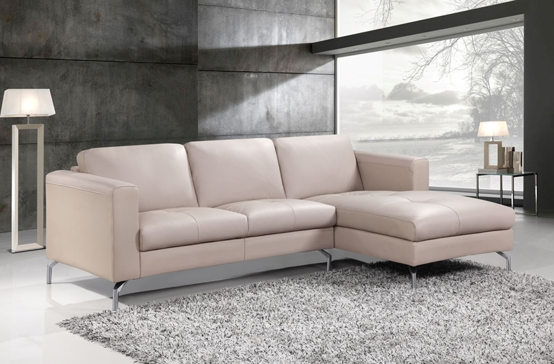 Picture of Cindy Sectional sofa *Genuine Leather