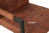 Picture of TIEKE DINING CHAIR WITH ARM* BROWN