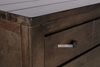 Picture of HEMSWORTH 5D CHEST *SOLID TIMBER & VENEER IN RICH
