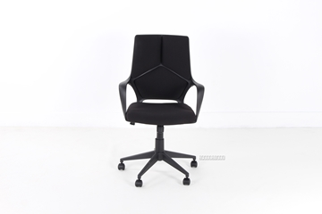 Picture of SUTTON MEDIUM BACK OFFICE CHAIR *BLACK