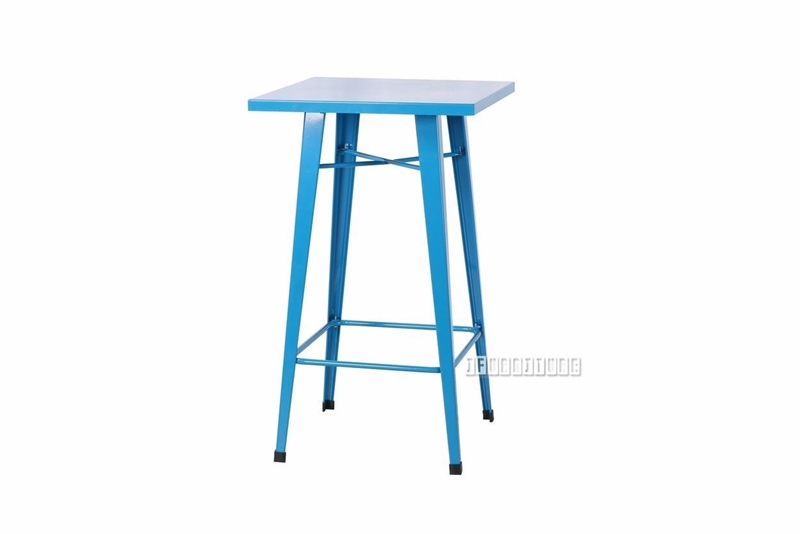 Picture of TOLIX REPLICA BAR TABLE * BLUE