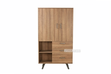 Picture of PLAZA 2DOOR 3DRW CABINET
