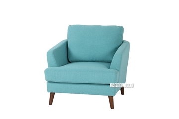 Picture of TEAL ARMCHAIR *LIGHT BLUE