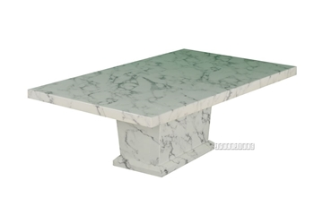 Picture of PALERMO MARBLE 2M OR 2.4M DINING TABLE