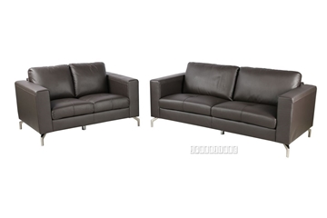 Picture of CINDY 3+2 SOFA RANGE *DARK