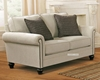 Picture of ANDOVER Armchair * LIGHT GREY
