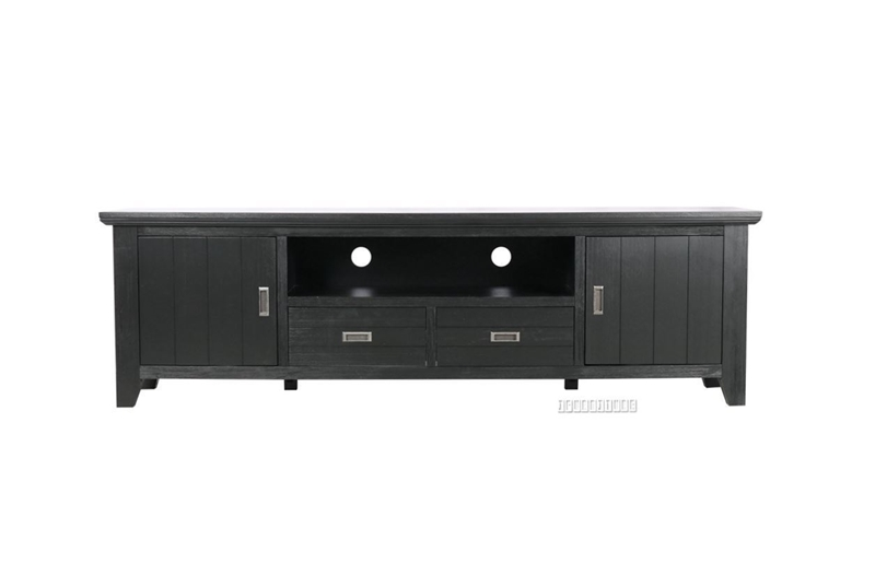 Picture of CAROL SOLID ACACIA ENTERTAINMENT UNIT *BLACK
