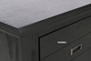 Picture of CAROL SOLID ACACIA COFFEE TABLE *BLACK