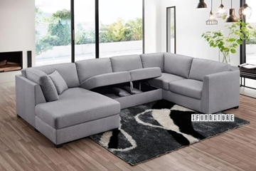 Picture of OAKDALE SECTIONAL MODULAR SOFA *LIGHT GREY