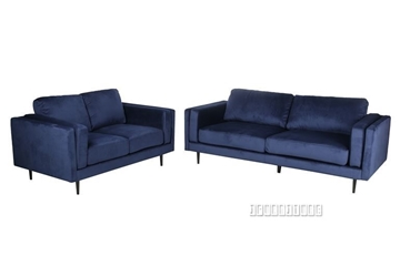 Picture of VERANO 3+2 SOFA RANGE *SHAGREEN FABRIC