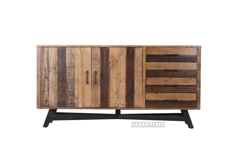 Picture of BARBADOS RECLAIMED TIMBER LARGE 165 SIDEBOARD