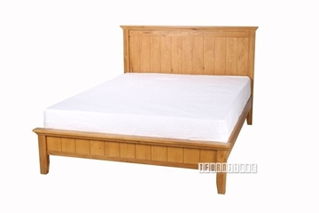Picture of NOTTINGHAM QUEEN SIZE BED *SOLID OAK