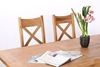 Picture of WESTMINSTER 7PC 150-200 EXTENSION DINING SET *SOLID OAK