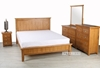 Picture of NOTTINGHAM COMBO IN QUEEN SIZE *SOLID OAK