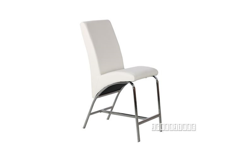 Picture of PALM BAR CHAIR *WHITE