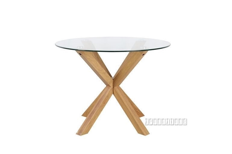 Picture of POLO GLASS  ROUND DINING TABLE