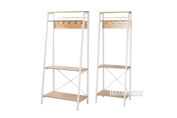 Picture of CITY ANGLED STORAGE RACK 2SIZES 60/80 *WHITE