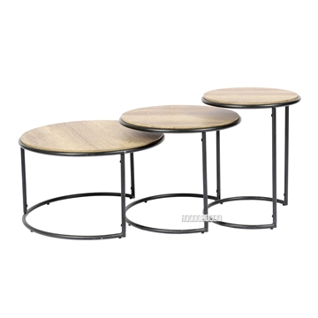 Picture of MUSTANG NESTING TABLES