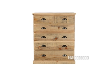 Picture of OUTBACK 6DRW CHEST *SOLID PINE