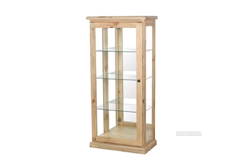 Picture of OUTBACK 150 DISPLAY CABINET *SOLID PINE