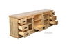 Picture of OUTBACK 200 LARGE TV UNIT *SOLID PINE