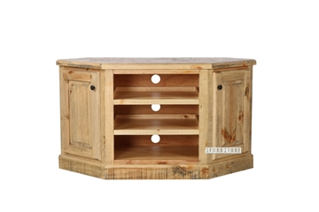 Picture of OUTBACK CORNER TV UNIT *SOLID PINE