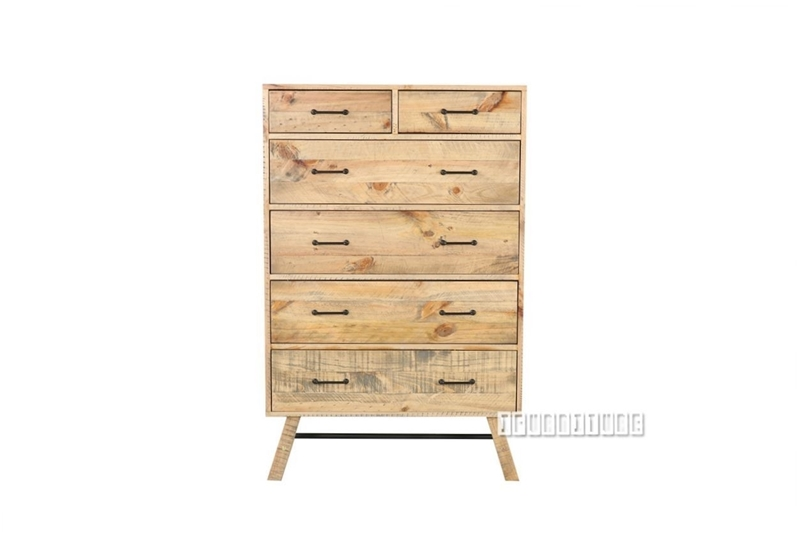 Picture of CLIFTON 6DRW CHEST *SOLID PINE