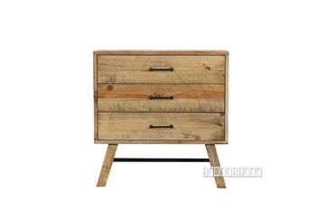 Picture of CLIFTON BEDSIDE TABLE *SOLID PINE
