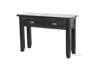 Picture of CAROL SOLID ACACIA HALL TABLE *BLACK