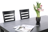 Picture of CAROL SOLID ACACIA 180 7PC DINING SET *BLACK