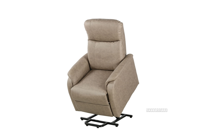 Picture of ASPECT ELECTRICAL RECLINER LIFT WITH MASSAGE CHAIR *AIR LEATHER