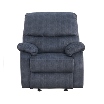Picture of Saul II Manual Rocking & Reclining Armchair * Grey