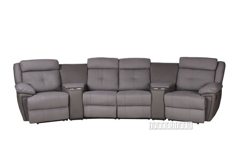 Picture of CANYON HOME THREATRE RECLINER SOFA WITH CUP HOLDER