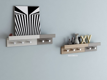 Picture of LYON COAT RACK *2 COLOURS