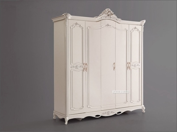 Picture of CHATEAU BIG 4DR WARDROBE