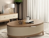 Picture of SEVILLA OVAL SHAPED COFFEE TABLE