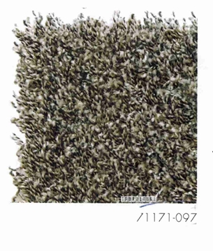 Picture of Grand 120/160/200 Indoor Rug *Made In Belgium *Black/Grey