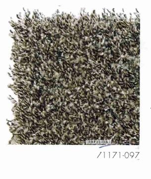 Picture of Grand 120/160/200 Indoor Rug *Made In Belgium *Black/Grey