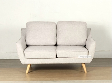 Picture of LEDBURY 3+2 SOFA RANGE * LIGHT GREY