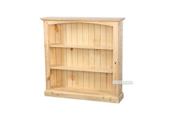 Picture of OUTBACK 120 BOOKSHELF *SOLID PINE